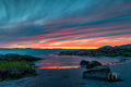 Annisquam Light, Sunset,beach,sky