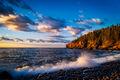 Acadia, Maine, NEPW, new england, coast