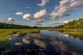 Great North Woods, Baxter St Park, Mt Katahdin, New England, Maine