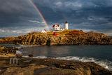 Rainbows At Nubble