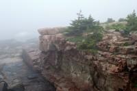 Acadia National Park, Acadia, National, Park, Maine, Foggy, Coast, Rocky, New England