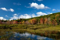 Camden, Maine, foliage, October, road,  Fall, New England