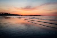King's Beach Sunrise Glow