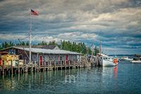Maine, Samoset