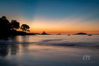 Sunrise, Beverly, MA, Massachusetts, New England, scenic, scenic, long exposure