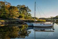 Sunrise,Fall, boats,harbor,scenic,landscape,coastal