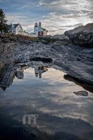 Pemaquid Point Lighthouse, New England, ocean, Maine, coast, New England Photo Workshops