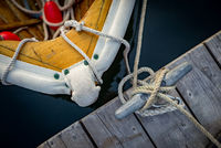 Maine, coast, harbor, rope, boat theme, bow, mid coast, New England