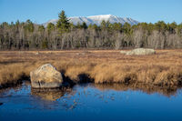 New England, Maine, Mt Katahdin, New England Photo Workshops