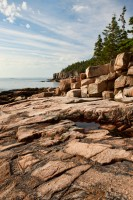 Acadia National Park,Otter Cliff, coast, shore road, path, trail, New England Photo Workshops