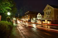 Camden, Maine, Night