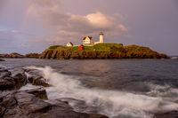 Maine, Maine Coast