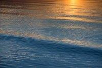 Ipswich Bay, sun, New England