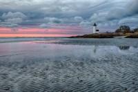 Annisquam Light After Sunset