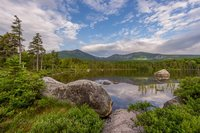 Great North Woods, Sandy Stream Pond, Baxter St Park, Maine, Landscape, Scenic, New England Photo Workshops