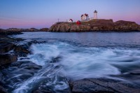 Portland Head Light, Nubble Light, Lighthouse, coast, Maine, workshop,
