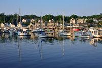 Samoset, Camden, Harbor, New England