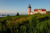 lighthouse, Lubec, Maine,coast, shore