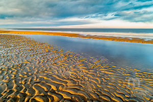 Ripples At Sandy Point