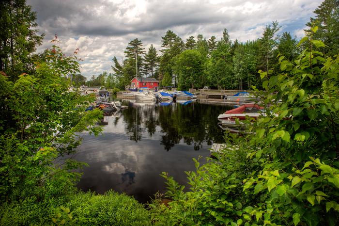 new england, maine, cove, marina,millinocket, boats, Moosehead Lake, Greenville, Beaver Cove, photo