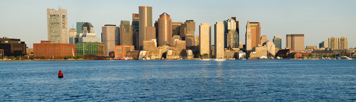 Boston, Massachusetts, Boston, Skyline, Skyline, Panoramas, Charles River, New England, photo