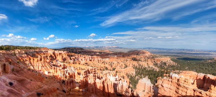 Bryce Canyon, Bryce, Utah, Bryce Canyon National Park, National Park, Panorama, photo