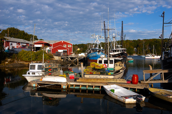Christmas Cove, Maine, New England, Boats, Water, Cove, Harbor, Favorites, photo