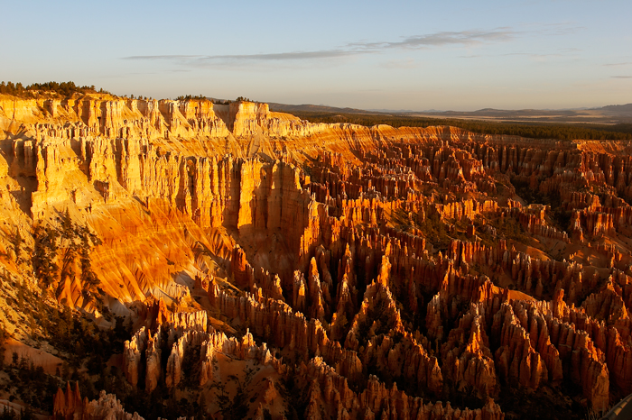 Dawn, Bryce, Bryce Canyon, Bryce Canyon National Park, Utah, West of New England, photo