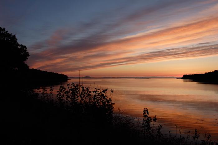 Glen Cove, Maine, Sunrise, New England, photo