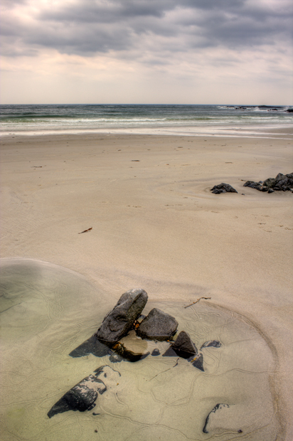 Kennebec Beach, Kennebec, Beach, Nature, Sand, Maine, New England, Shore, photo