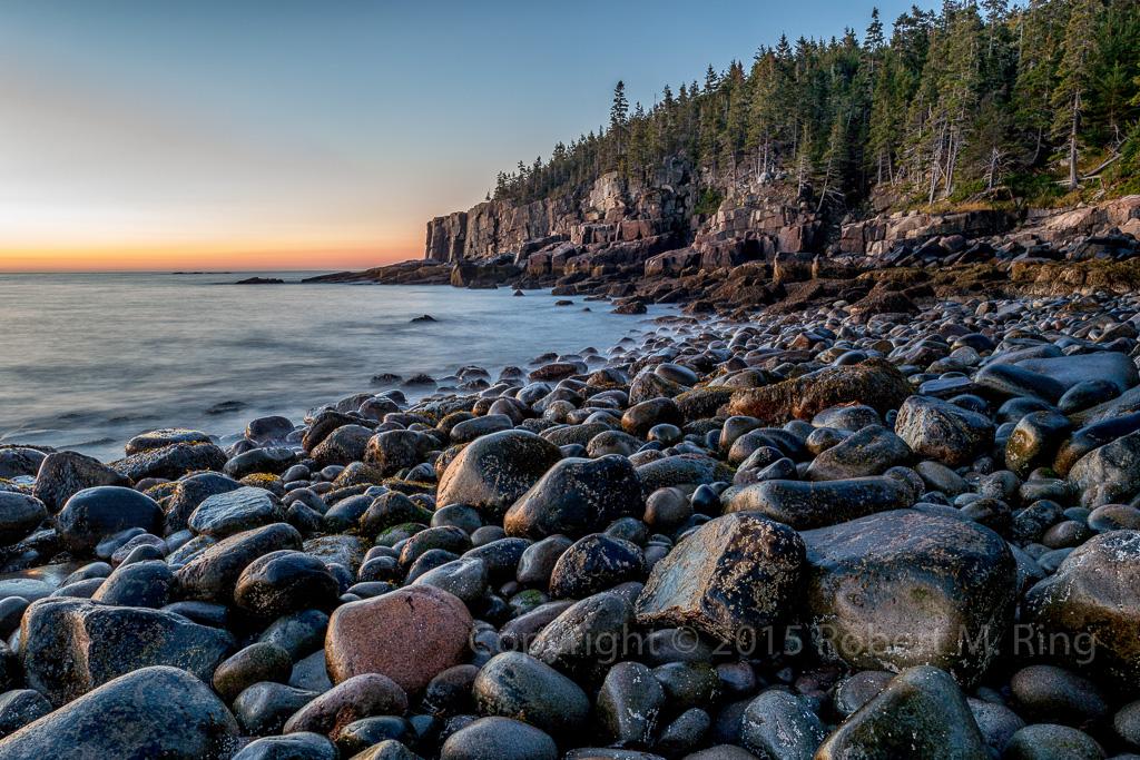 Acadia, New England, Coast, Boulder Beach, New England Photo Workshops, photo