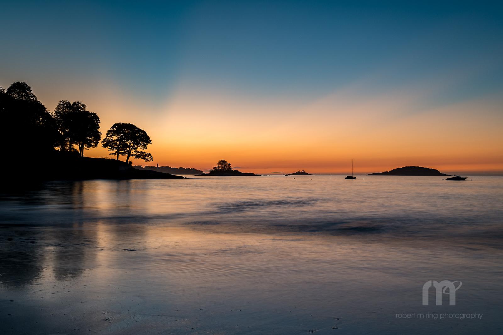 Sunrise, Beverly, MA, Massachusetts, New England, scenic, scenic, long exposure, photo
