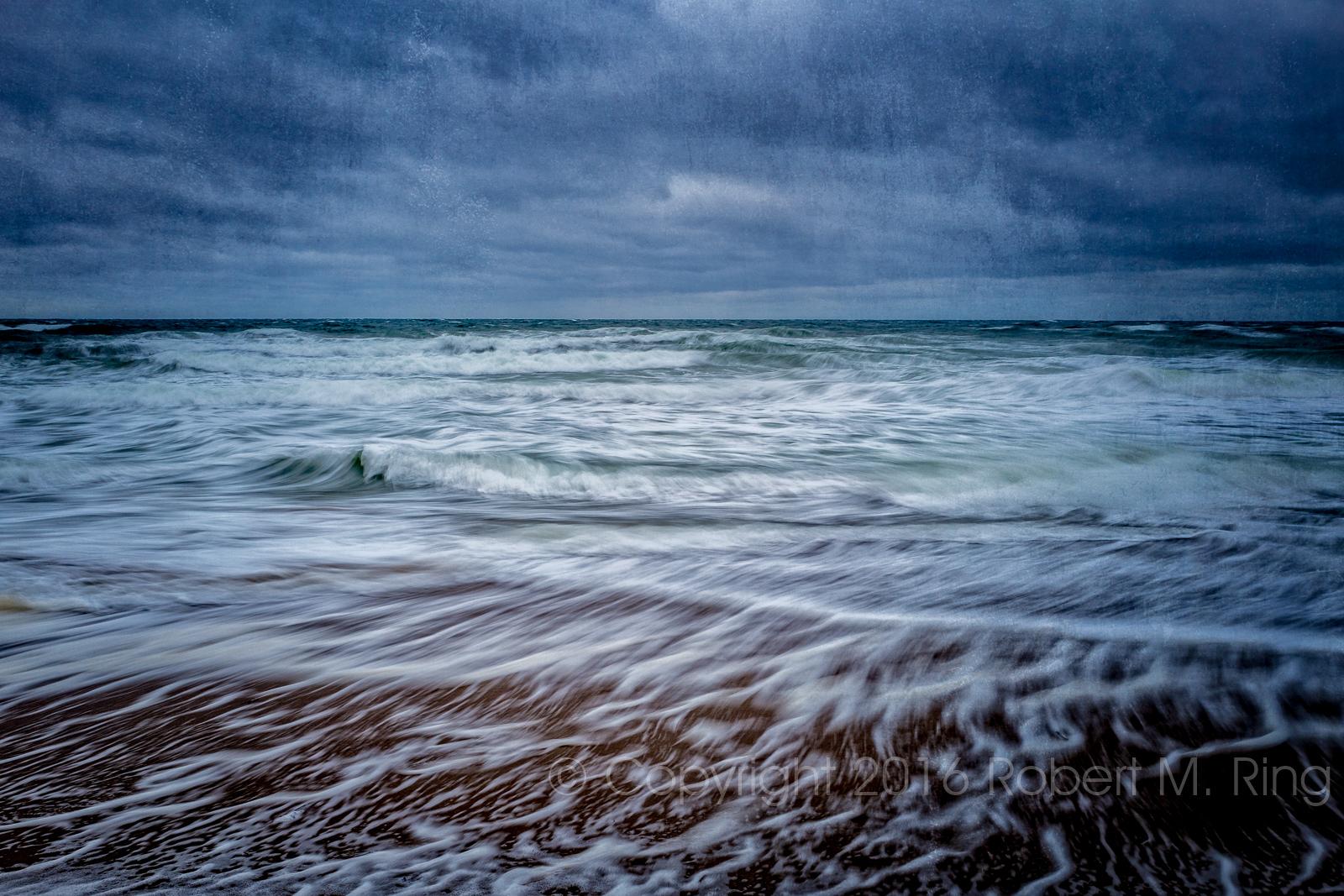Jonas Storm Beach Salisbury Ma Machusetts New England