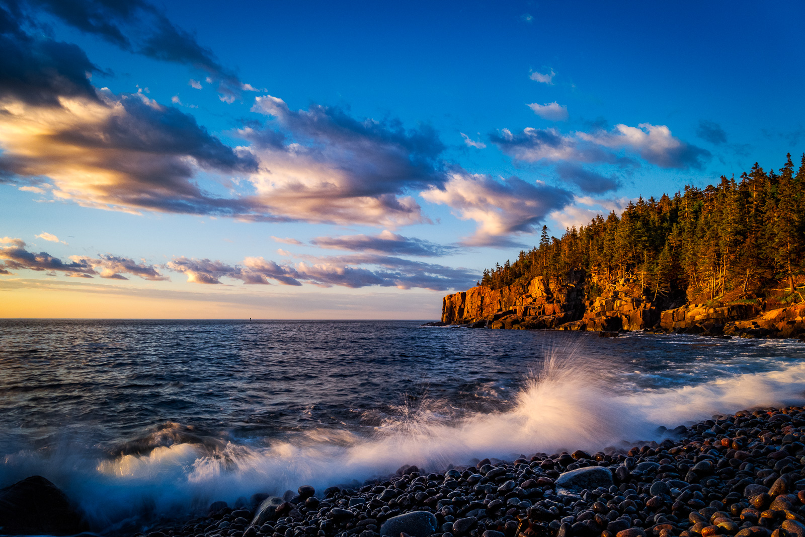 Acadia, Maine, NEPW, new england, coast, photo