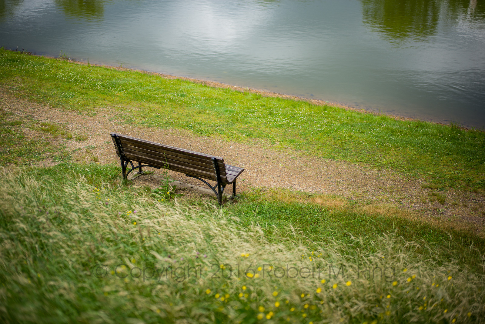 Waiting for someone to sit....