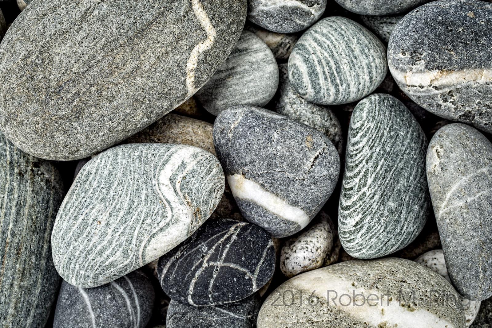 Maine, coast, rocks, new england