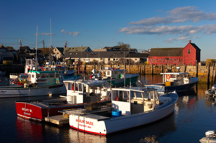 Motif #1, Rockport, Massachusetts, Harbor, New England, Boats, photo
