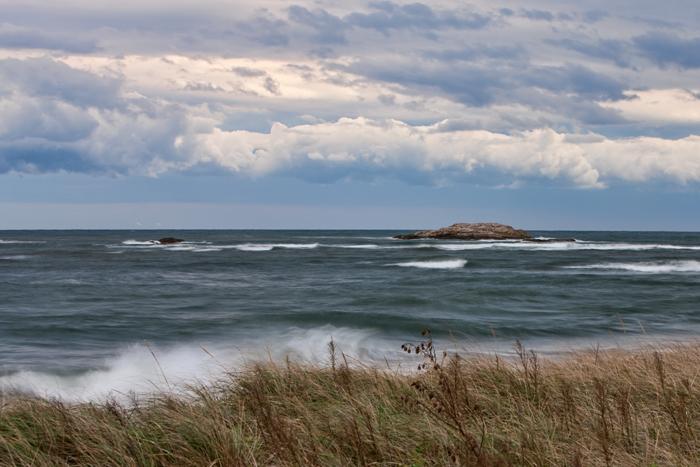 Popham Beach, Phippsburg, Maine, New England, Coast, Waves, Ocean, Favorites, photo