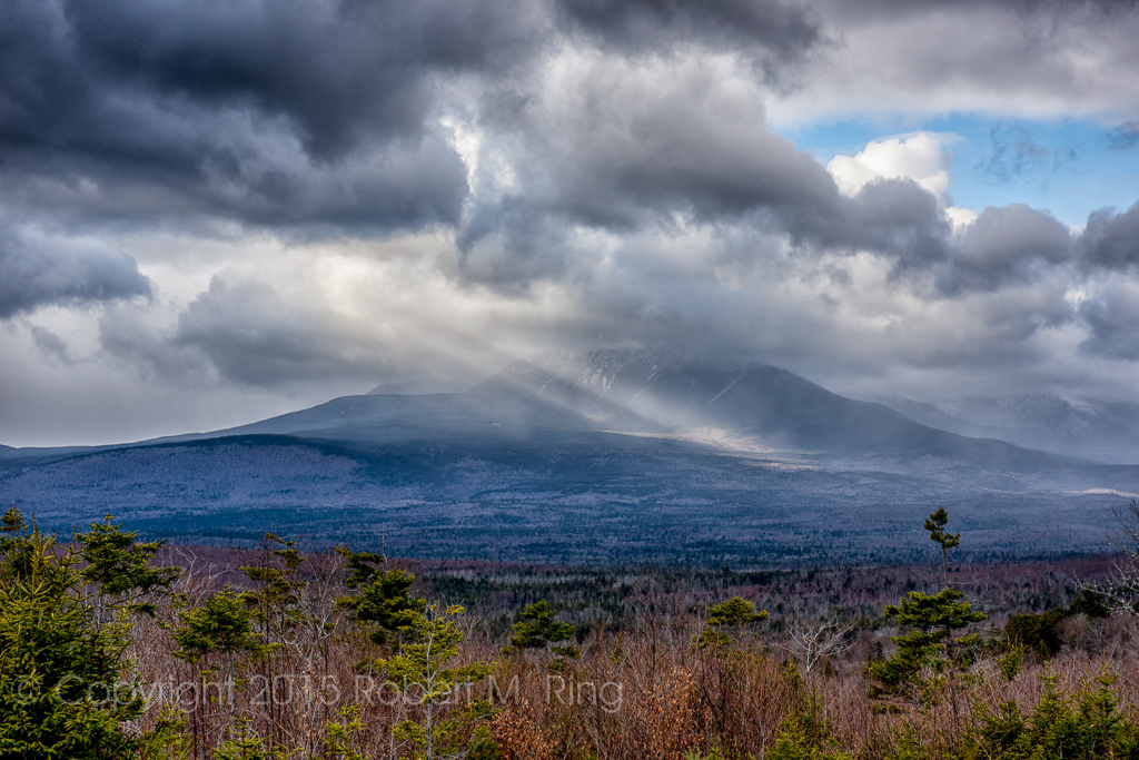 New England, Mt. Katahdin, Maine, photo
