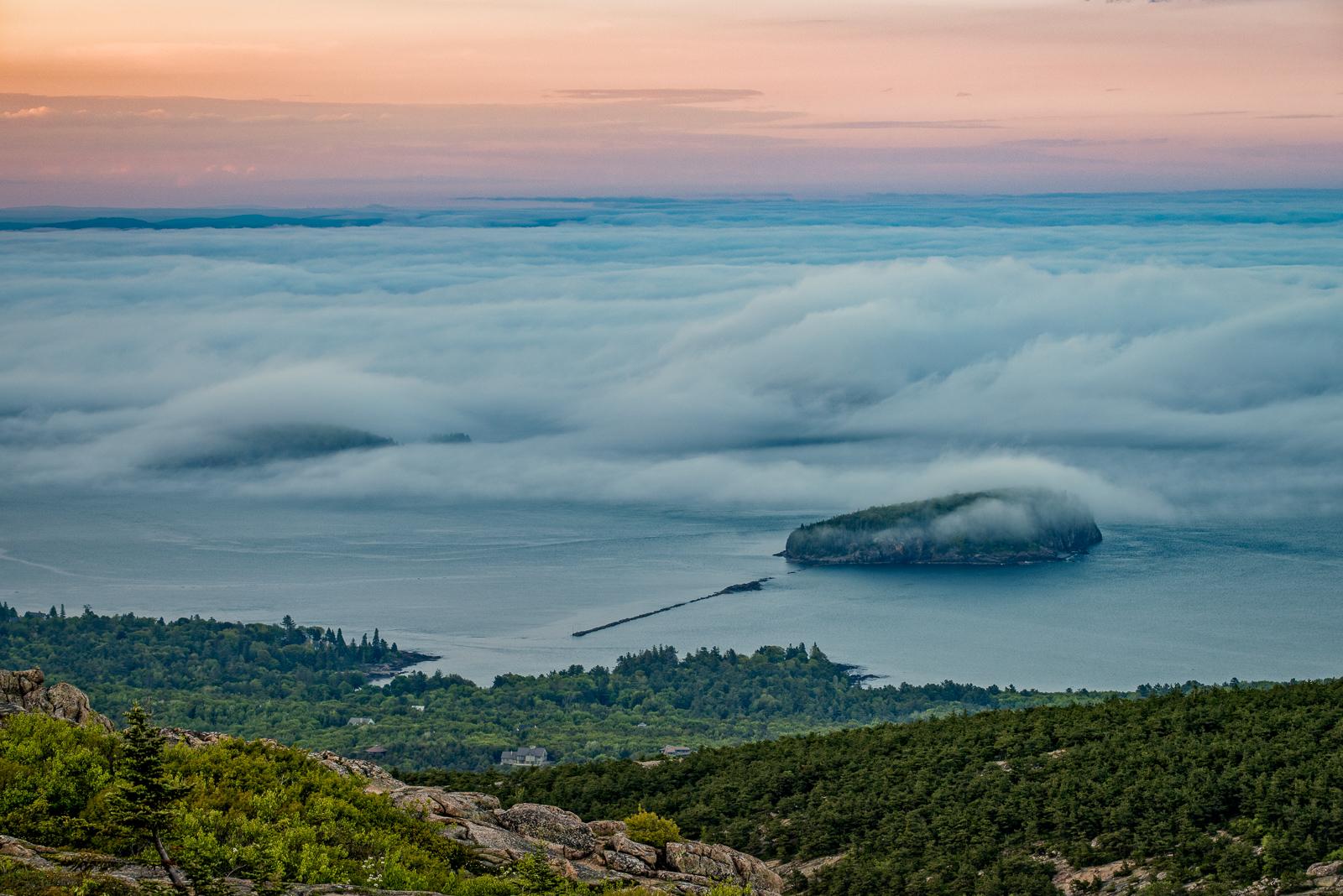 Acadia, photo