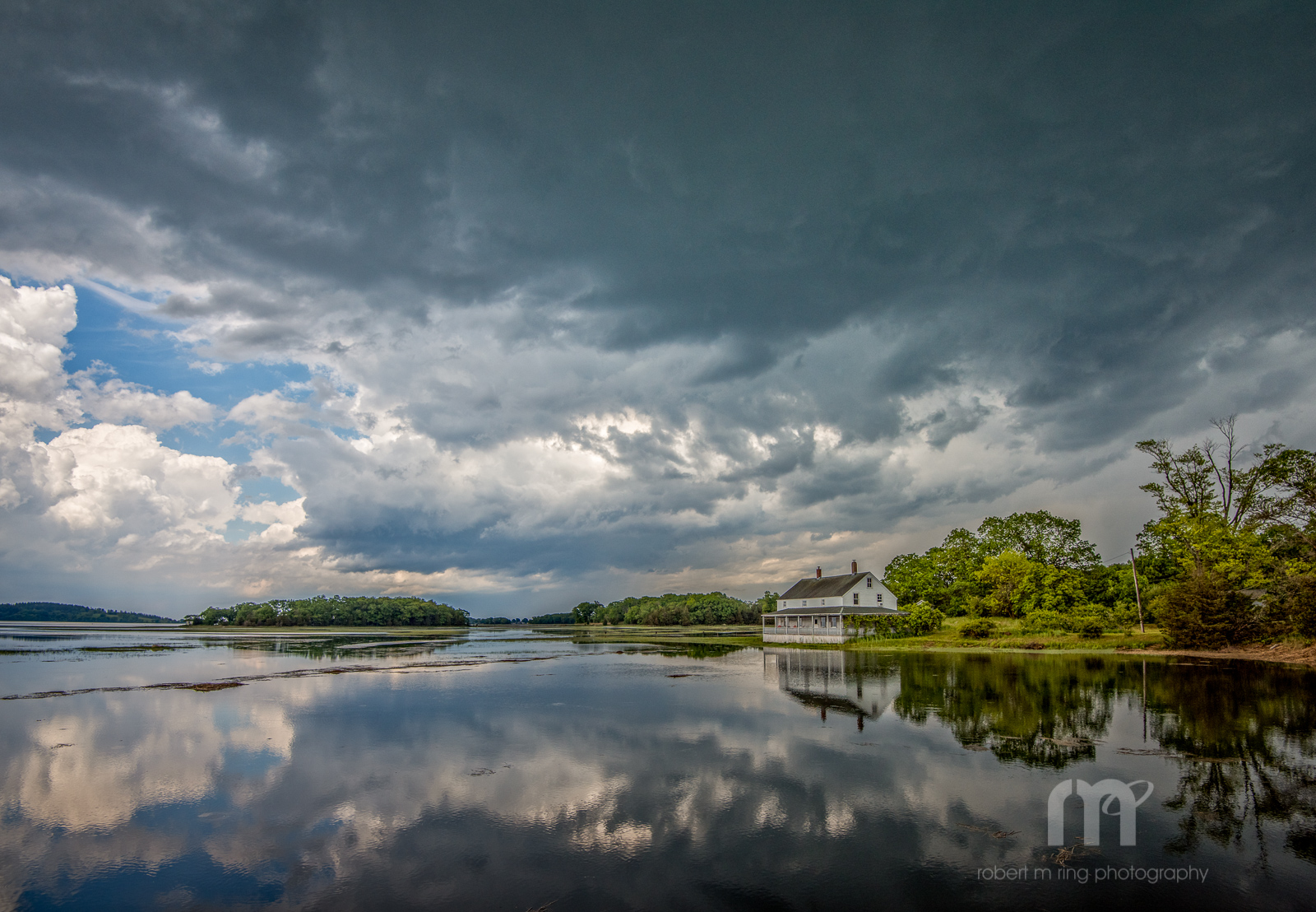 Cape Ann, Clouds, Storms, photo