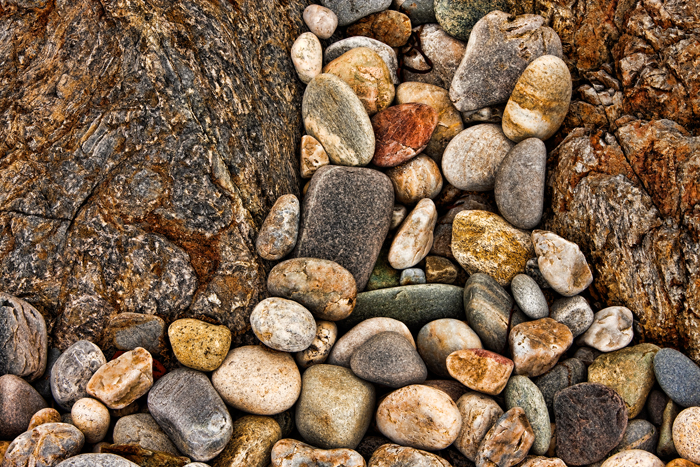 Rocks, Smooth rocks, Nature, photo