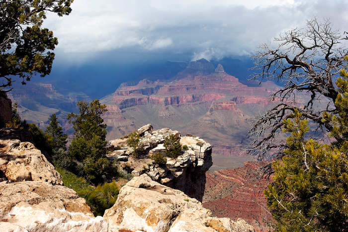 Grand Canyon, Storms, Arizona, West, West of New England, photo