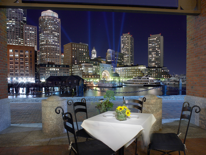Boston, Massachusetts, Nighttime, New England, Restaurant, Favorites, photo