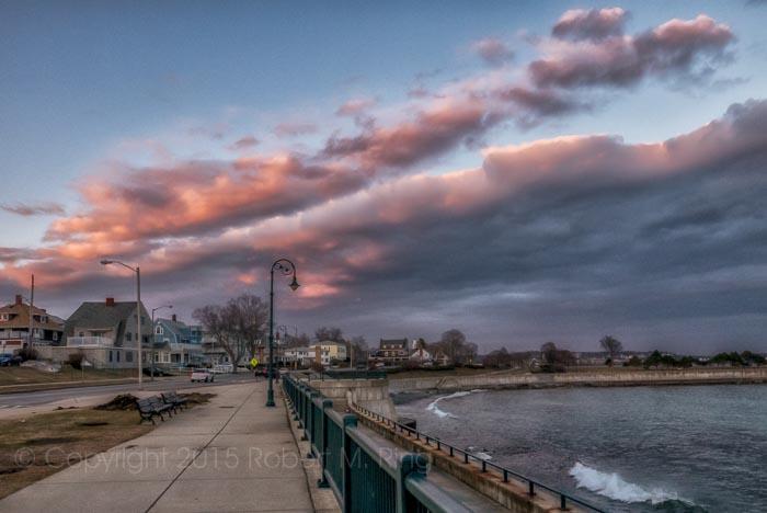 Lynn, MA, Walkway, Shore, New England, photo