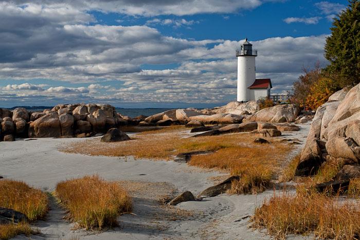 lighthouse, Annisquam, ma, photo