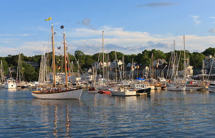 Camden, Maine, Harbor, photo