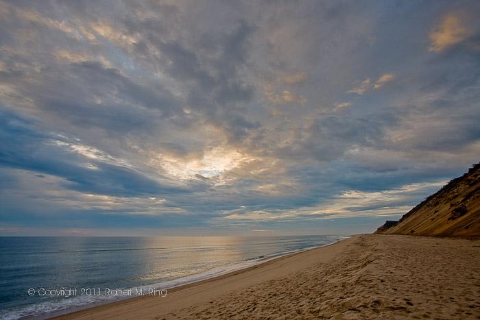 Long Nook Beach, Beach, sunrise, , photo