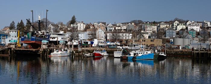 Gloucester, Massachusetts, Cape Ann, Boats, Lobster Boats, Harbor, photo