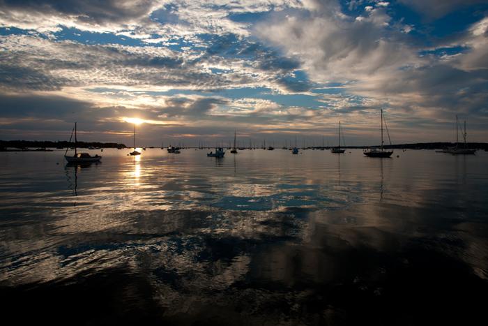Rockland Harbor, Maine, Boats, , photo